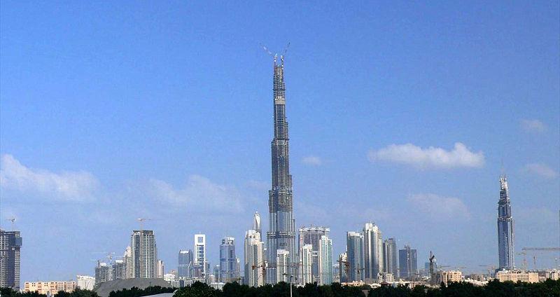 Quelle est la plus haute tour du monde abcvoyage avion h tel s jour pas - Hauteur plus grande tour dubai ...