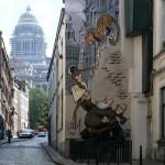 Un parcours BD à Bruxelles ?
