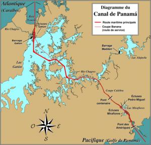 carte-du_canal_de_panama