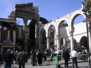 temple-de-zeus-damascus_roman_archs