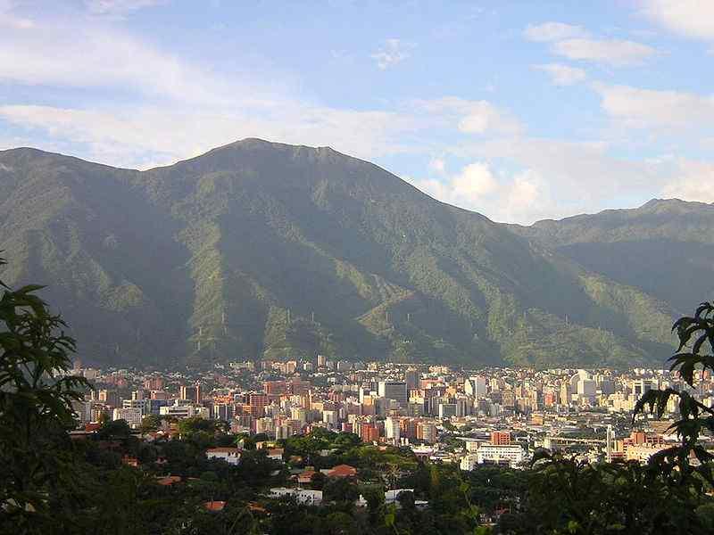 Projet à long terme : World Tour Caracas