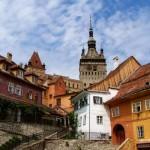 Sighisoara, ville saxonne en Roumanie ?