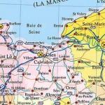 Villes historiques de Normandie ?