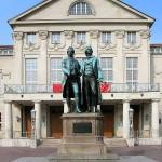 Weimar et ses voyageurs célèbres ?