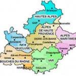 Les villes principales de la Provence Alpes Côte d'Azur ?