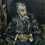 Oskar Kokoschka - Bildnis des Malers Karl Moll