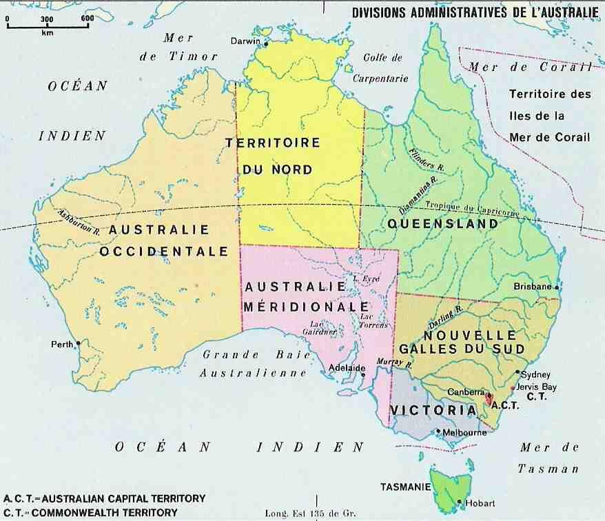 Australie-méridionale (capitaleadelaide)