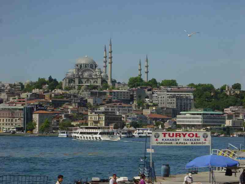Week end pas cher istanbul 197 euros abcvoyage for Sejour complet istanbul
