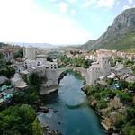 L'emblème de Mostar ?