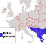 Balkanpeninsule