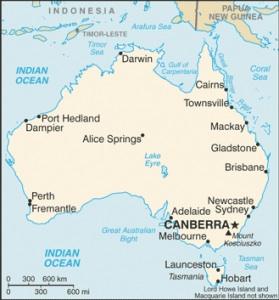 Australie_Villes