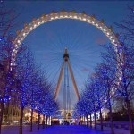 The London Eye ?