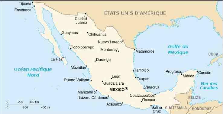 villes-du-mexique - Photo