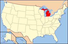 Map_of_USA_Michigan