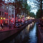 Quartier chaud d'Amsterdam ?