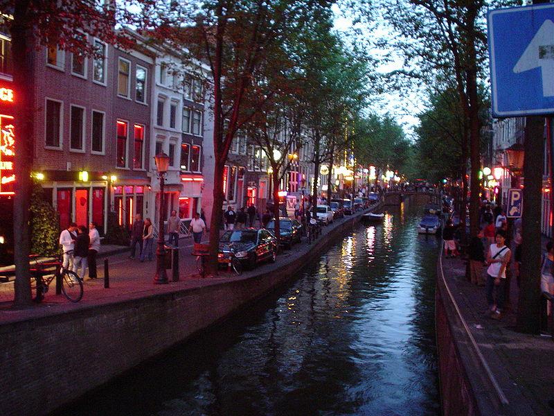 quartier chaud d'amsterdam ? | abcvoyage - avion hôtel séjour pas cher