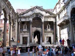 Diocletians_mausoleum-Split