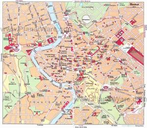 Rome-carte