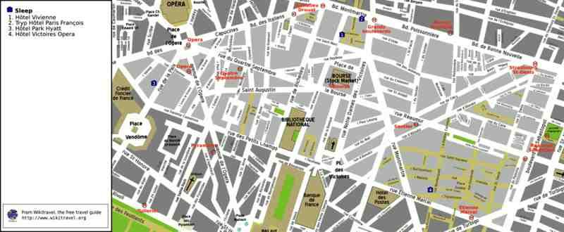 Guide Paris 2eme Arrondissement Abcvoyage Avion