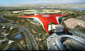Ferrari_World_Park