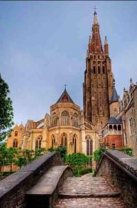 Eglise Notre Dame_Bruges