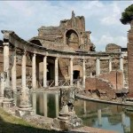 La Villa d'Hadrien à Rome ?
