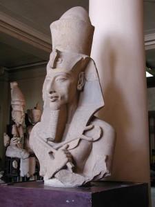 Caire-Musée-Akhénaton