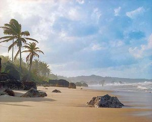 barbade-plage