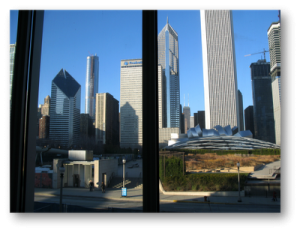Art Institute of Chicago_with view
