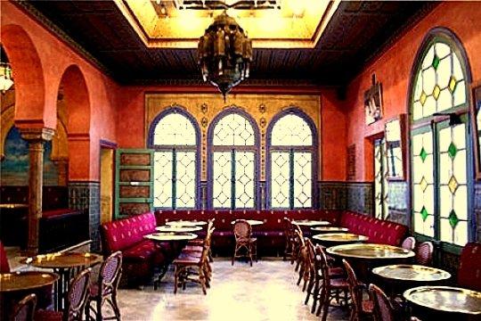 Caf s paris abcvoyage avion h tel s jour pas cher - Mosquee de paris salon de the horaires ...