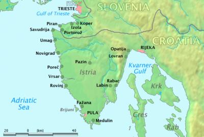 Voyage en Istrie Croate ? | AbcVoyage   Avion hôtel séjour pas cher