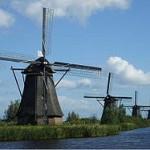 moulins-a-vent-Kinderdijk