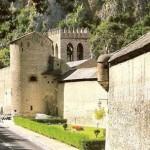 Villefranche de Conflent_pyrennes_orientales