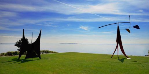 mus e d 39 art moderne louisiana abcvoyage avion h tel. Black Bedroom Furniture Sets. Home Design Ideas