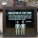 Collection de l'Art brut à Lausanne ?
