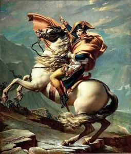 Bonaparte_franchissant_le_Grand-Saint-Bernard_chateau_de_Malmaison