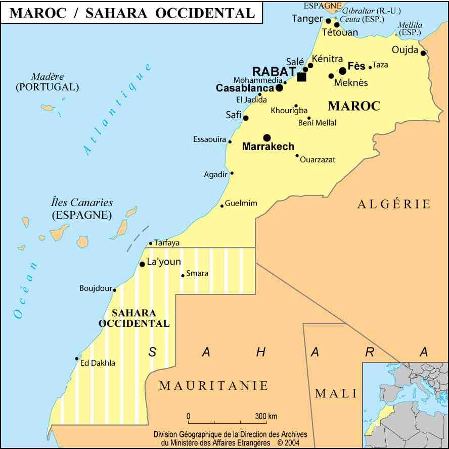 carte-maroc-villes-principales