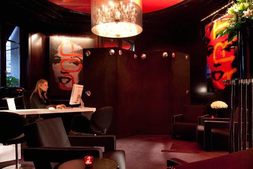 Hotel Menilmontant Pas Cher