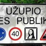Republique_Uzupi_vilnius_lituanie