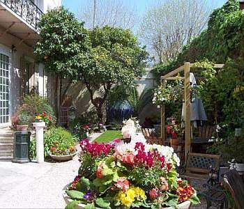 H tels nice les bonnes adresses abcvoyage avion for Nice garden
