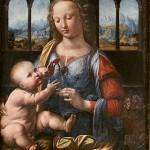 La_madone_a_l'oeillet-Leonardo_da_Vinci
