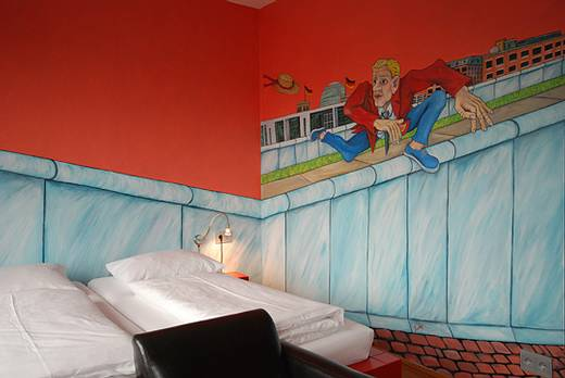 Un h tel branch et design berlin abcvoyage avion for Hotel pas cher berlin