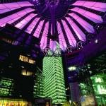 Potsdamer Platz-SonyCenterAtNight-2004