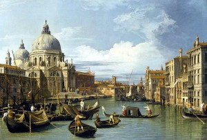 Canaletto_Le_grand_canal_et_la_salute_venise