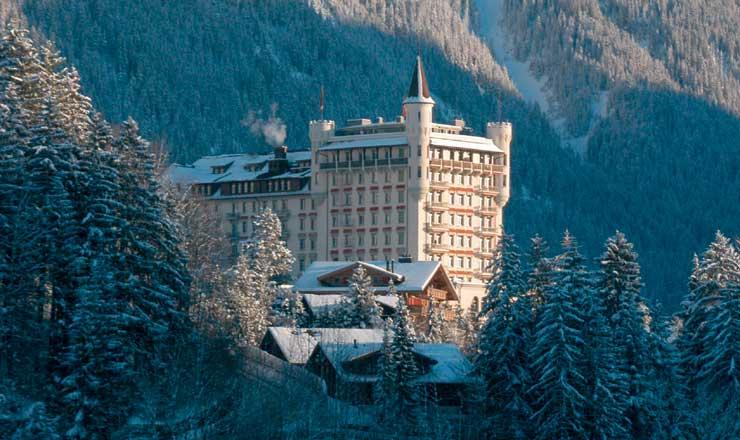 Hôtel Gstaad Palace ? | AbcVoyage - Avion hôtel séjour pas ...