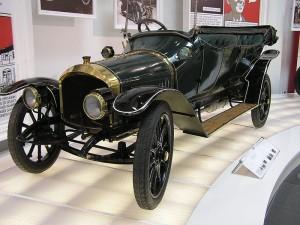 premiere_Audi_1909_Typ_A_22PS