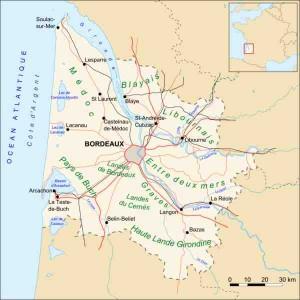 Gironde_bazas-carte