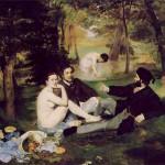 Manet_Edouard_-_Le_Déjeuner_sur_lHerbe_musee-orsay