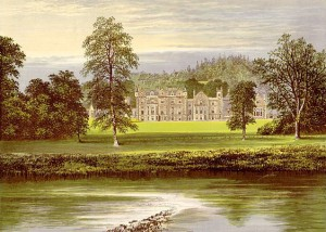 Abbotsford_chateau-walter-scott