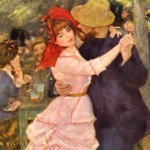 Danse à Bougival, de Pierre-Auguste Renoir